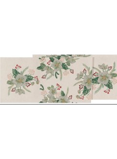 Winterblossom Table  Runner