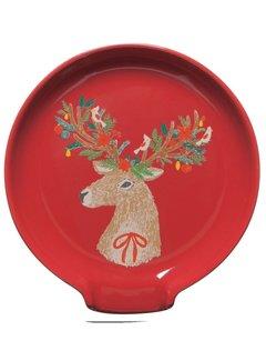 Now Designs Dasher Deer Spoon Rest