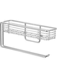 InterDesign Lineo Paper Towel Holder With Shelf