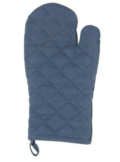 Heirloom Oven Mitt - Midnight