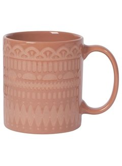 Now Designs Gala 14 oz Mug - Terracotta