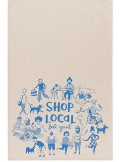 Now Designs Shop Local Dishtowel