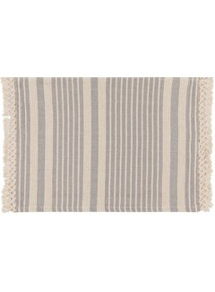 Now Designs Heirloom Piper Placemat - Shadow