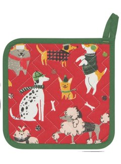Now Designs Yule Dog Potholder