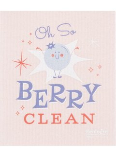 Now Designs Cheeky Berry Swedish Dishcloth