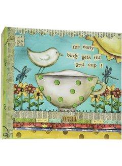 Early Bird Recipe Card Album