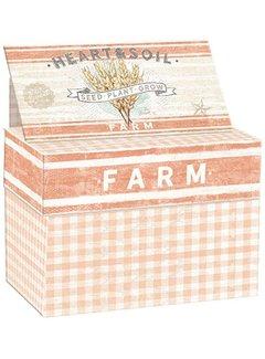 Lang Farmhouse Recipe Box