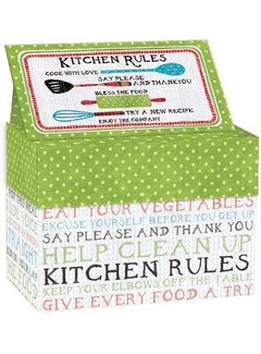 Lang Kitchen Rules Recipe Box
