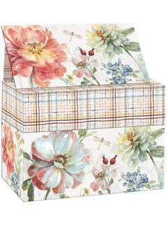 Lang Spring Meadw Recipe Box