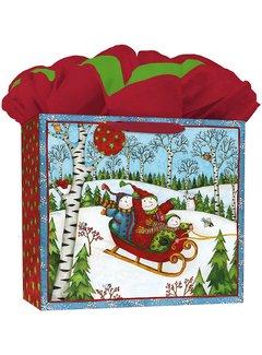 Lang Holiday Inspirations Extra Large Bag