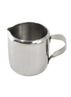 Port-Style Mini Pitcher 2 Oz. Stainless Steel