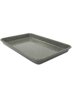 """CasaWare Silver Cookie Sheet 9"""" x 6"""" Toaster Oven"""