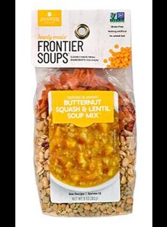 Frontier Soups Spiced & Sweet Butternut Lentil
