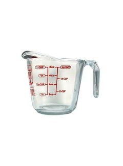 Anchor Hocking 8oz Glass Measuring Cup
