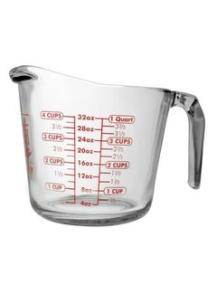 Anchor Hocking 32oz Glass Measuring Cup