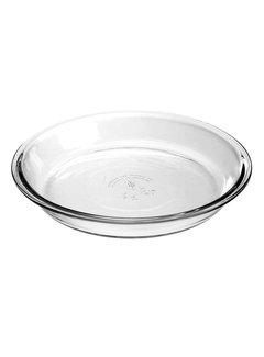 """Anchor Hocking Essentials Glass Pie Plate, 9"""""""