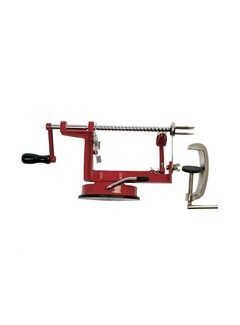Norpro Apple Master W/Clamp, Red