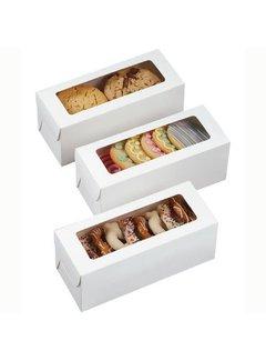 Wilton Treat Boxes With Window, 3 Piece