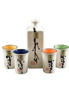 Fuji Sake Gift Set 9oz