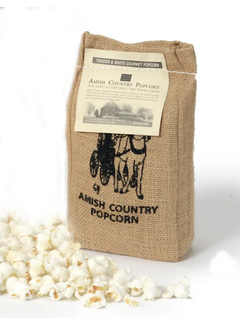 Amish Country Popcorn Tender & White