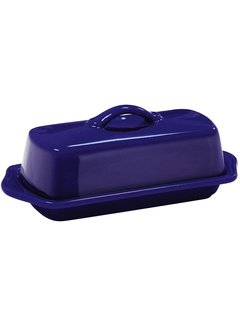 Chantal Butter Dish, Blue