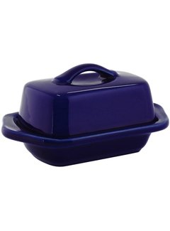 Chantal Mini Butter Dish, Blue