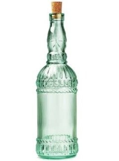 Bormioli Rocco Rocco Country Home Assisi Glass Bottle  .74 L