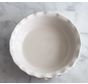 Pie Dish, Heritage Speckled Ceramic