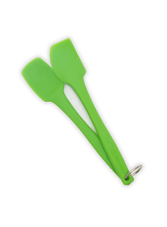 ThermoWorks Mini Spatula/Spoonula Set - Green