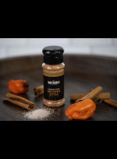 San Diablo Cinnamon Sugar, Inferno (Habanero)