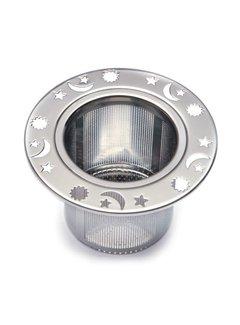 Norpro Decorative Laser Cut Tea Infuser