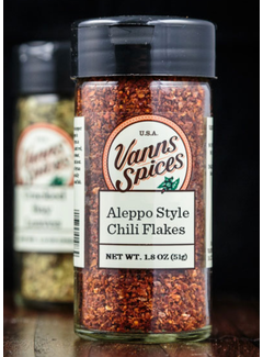 Vanns Spices Aleppo Style Chili Pepper