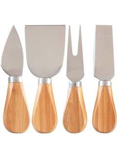 Totally Bamboo Cheese Tool Set