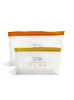 RSVP Endurance® Eco Stand-N-Seal Bag Set