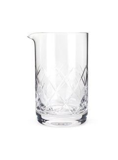 True Brands Extra Large Crystal Mixing Glass