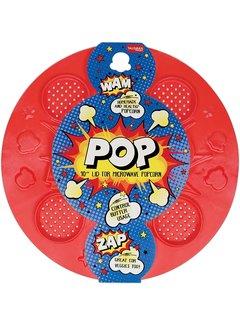 Talisman Designs POP Popcorn Lid
