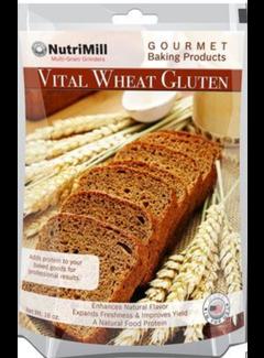 NutriMill Vital Wheat Gluten - 16 oz bag