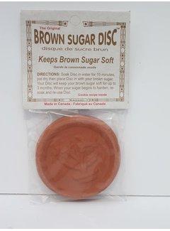 Brown Sugar Disc