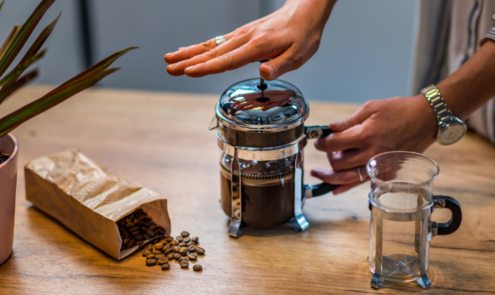 Why You Should Add a French Press to Your Coffee Collection