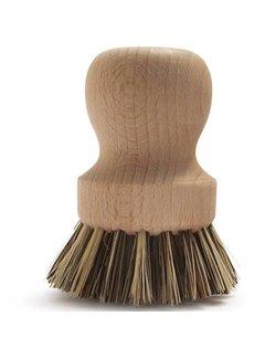 Redecker Untreated Beechwood Pot Brush