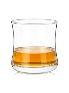 True Brands Bourbon Tasting Glasses, Set of 4
