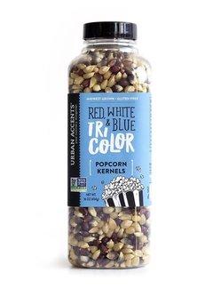 Urban Accents Premium Tri-Color Popcorn