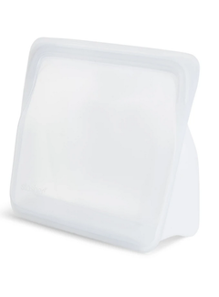 Stasher Silicone Stand-Up Bag: Clear 56 Oz.