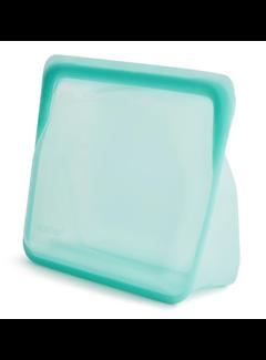 Stasher Silicone Stand-Up Bag Aqua