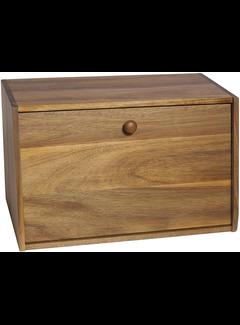 Lipper Solid Door Bread Box