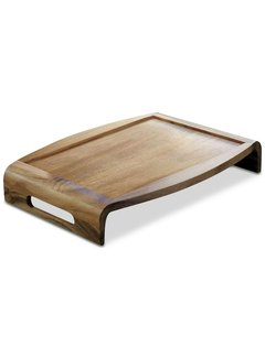 Lipper Oversized Reversible Serving/Bed Tray