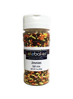 CK Products Jimmies Fall Mix, 3.2 Oz.