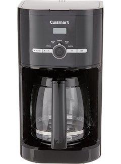 Cuisinart 12-Cup Prog. Coffeemaker (Black)