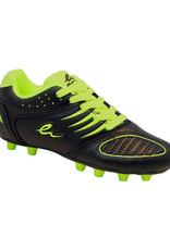 Eletto Eletto Outdoor Shoes Mondo RB Senior Cleats (Black/Fluo Yellow)