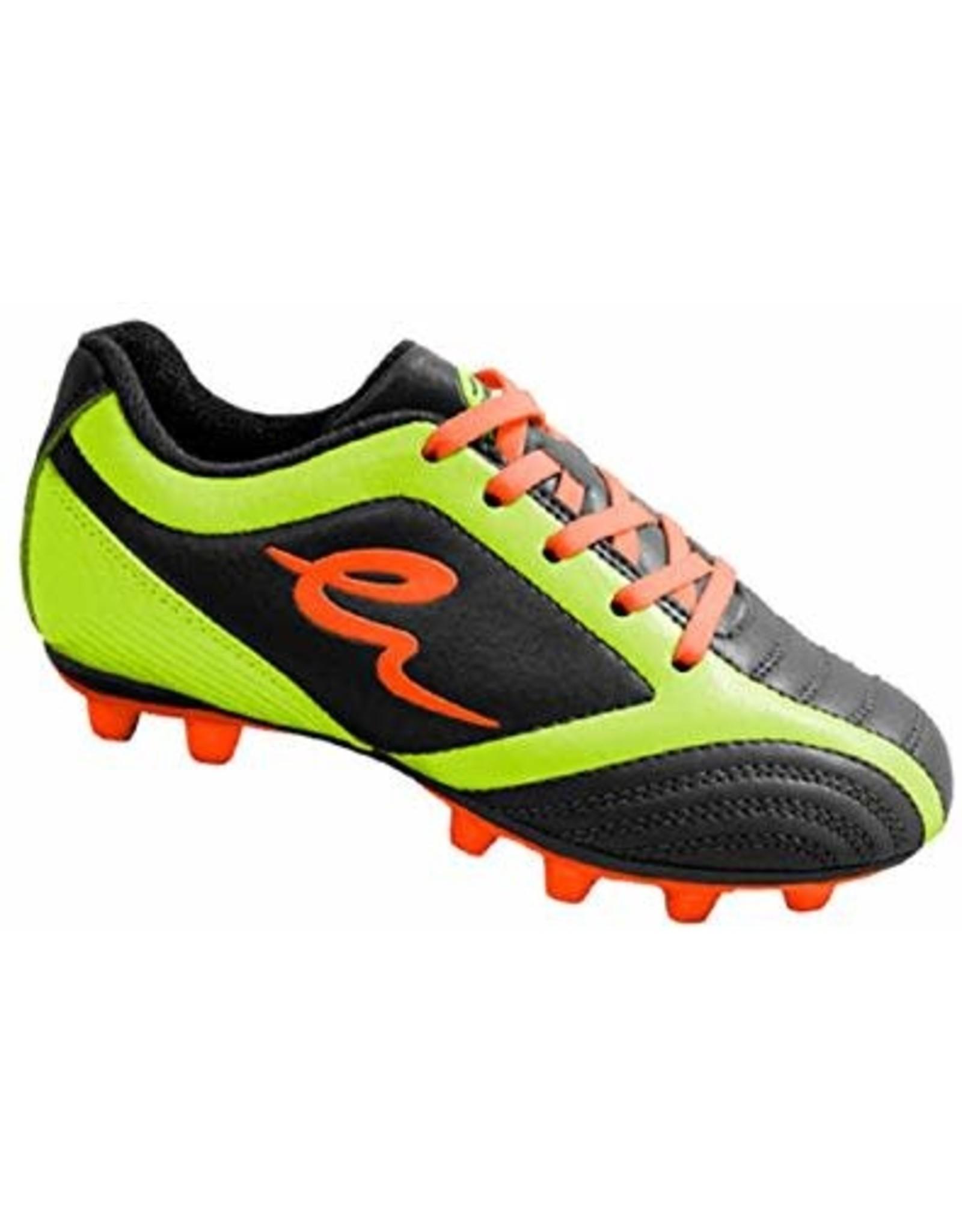 Eletto Eletto Outdoor Shoes Mondo II RB Senior Cleats (Black/Fluo Yellow)